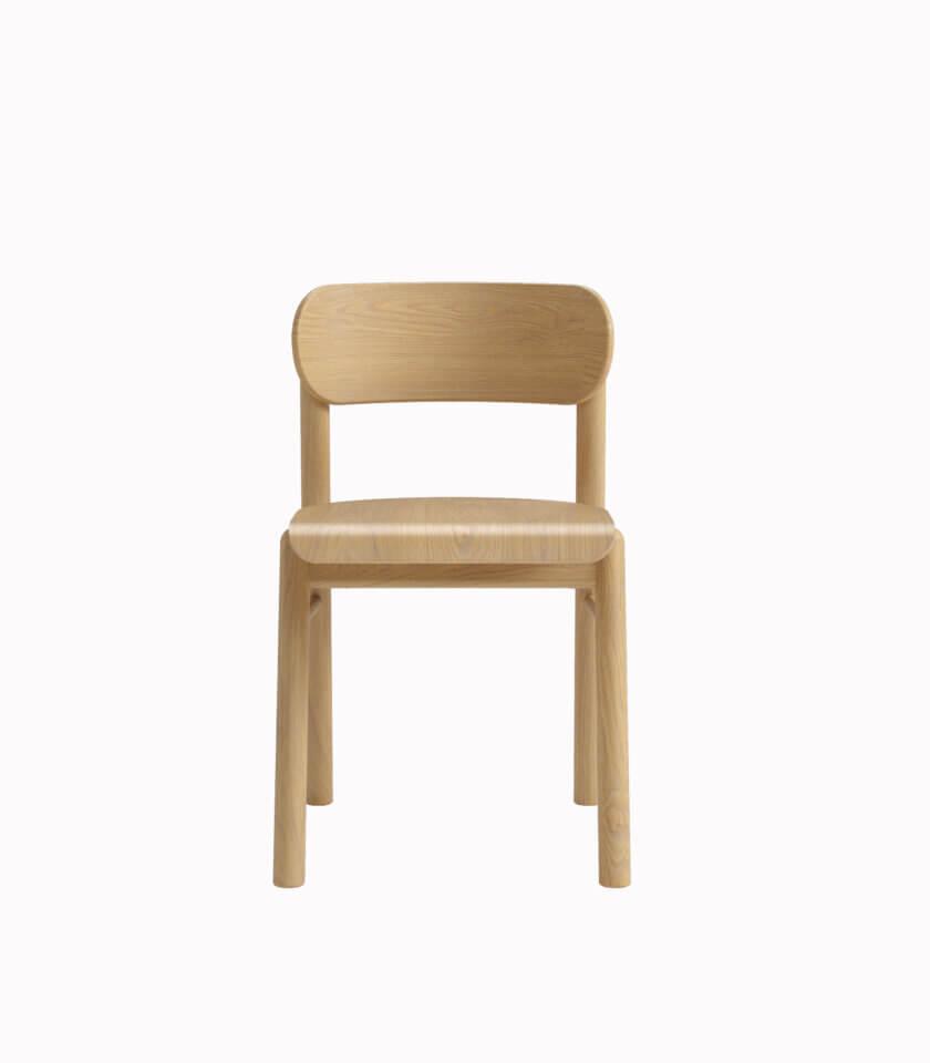 krzesło dąb naturalny