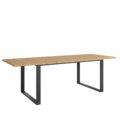 nowoczesny rozkladany stol w stylu skandynawskim