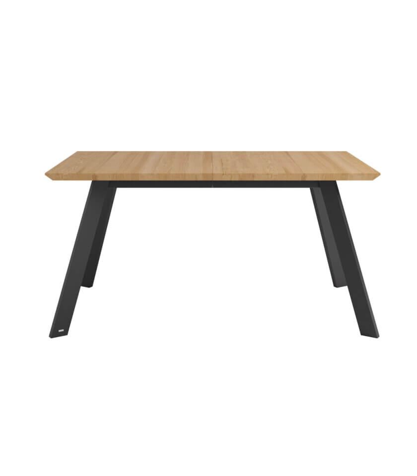 debowy rozkladany stol do jadalni