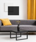 sofa minimalistyczna do hotelu i salonu