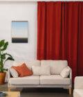 nowoczesna sofa w stylu skandynawskim debowe nogi