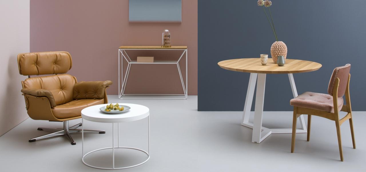 take me HOME - minimalistyczny stół TRIO