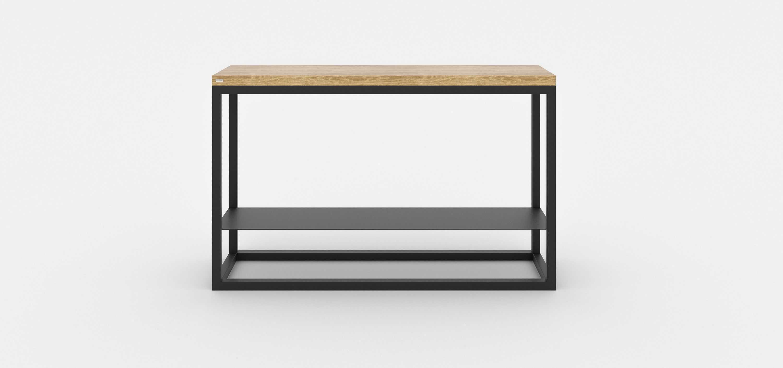 Designerska konsola w stylu skandynawskim