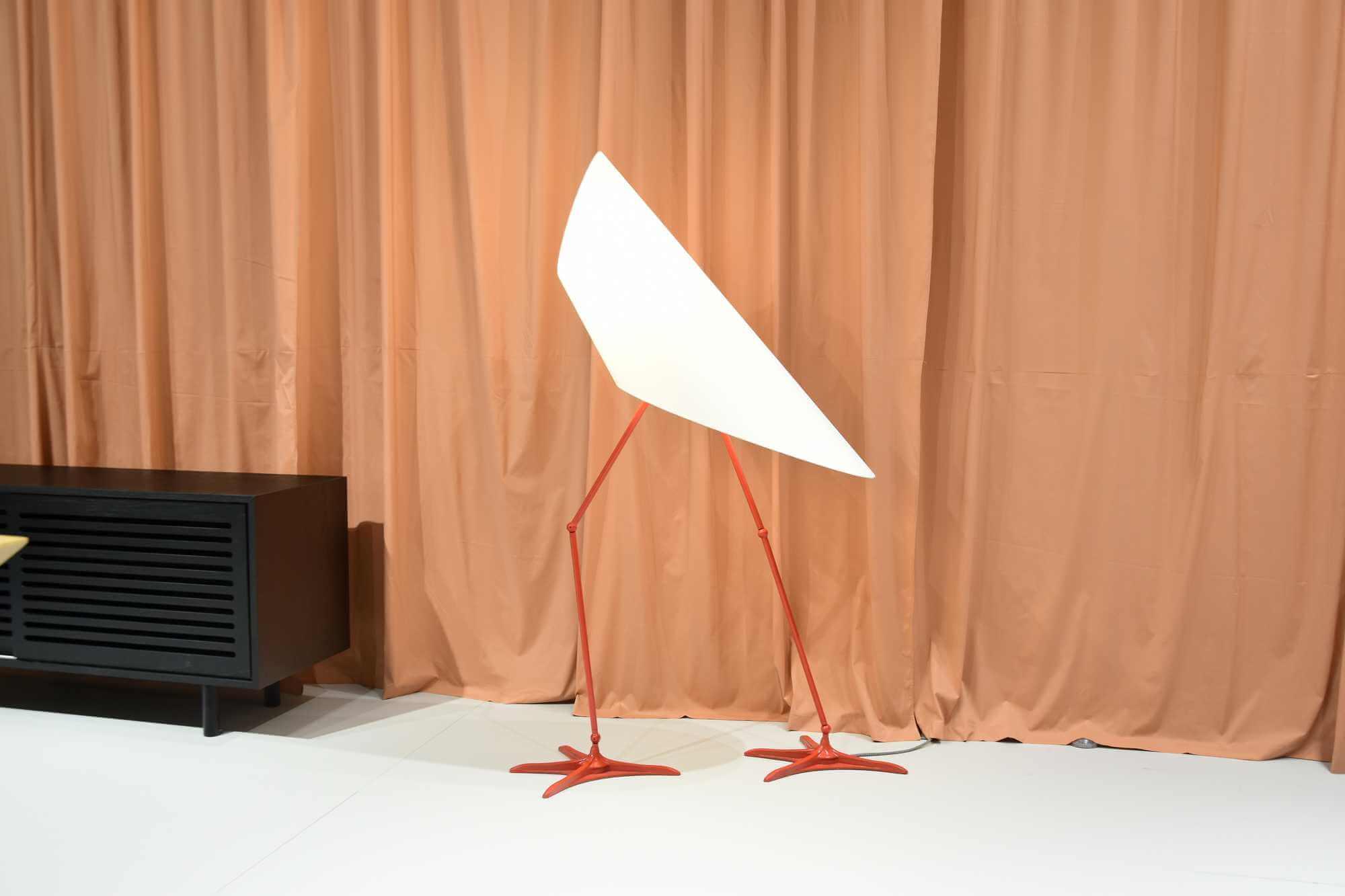 lampa stojąca bocian STORK