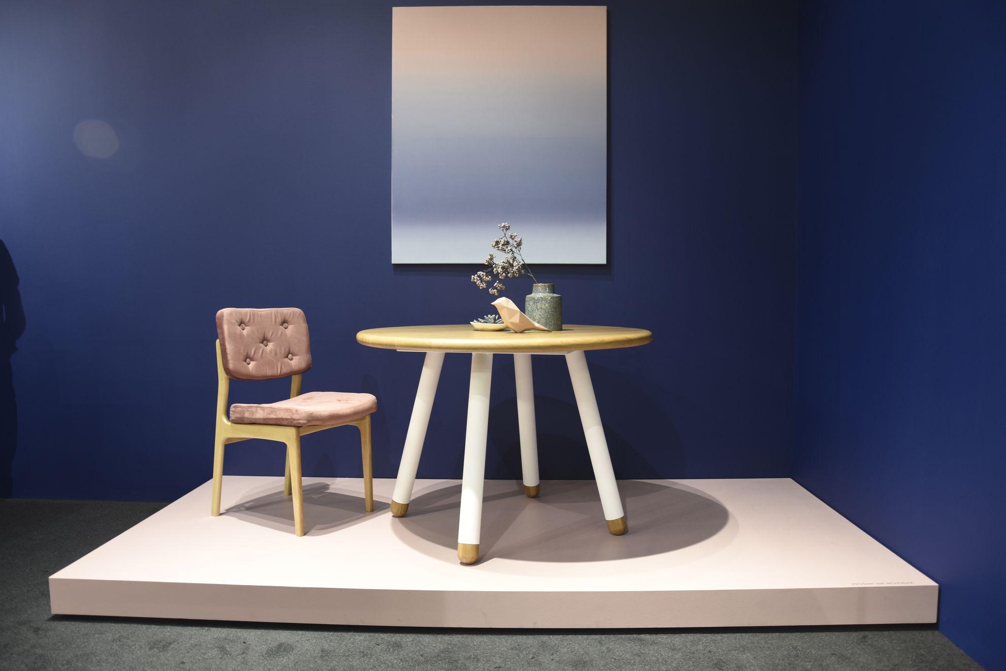 take me HOME - minimalistyczny stół ELMO targi Warsaw HOME