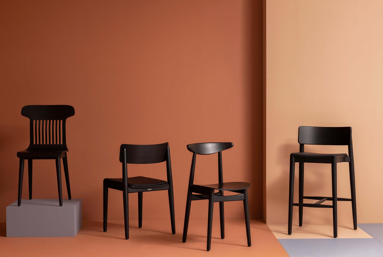 krzesła nowoczesne skandynawski drewniane