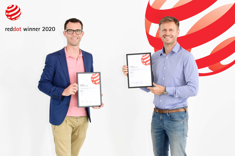 Red Dot Award 2020